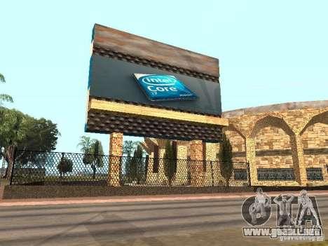 Un nuevo estadio en Los Santos para GTA San Andreas tercera pantalla