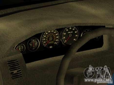 HD Kuruma para visión interna GTA San Andreas