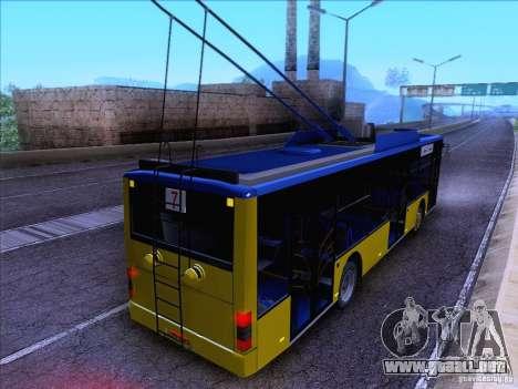 ElectroLAZ-12 para visión interna GTA San Andreas
