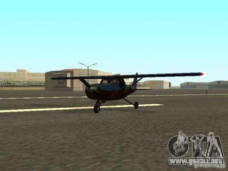 Un nuevo avión-Dodo para GTA San Andreas