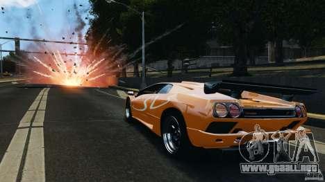 CarRocket para GTA 4