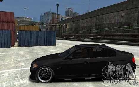 BMW 330i E60 Tuned 1 para GTA 4 left