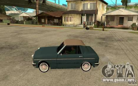 Perenial Coupe para GTA San Andreas left
