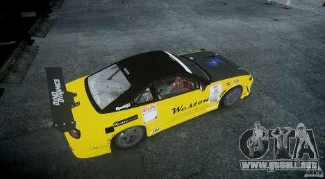 Nissan Silvia S15 v.3.0 para GTA 4 visión correcta