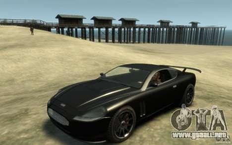 Aston Martin DB9 Super GTR beta para GTA 4