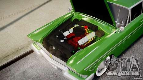 Plymouth Belvedere 1957 v1.0 para GTA 4 visión correcta