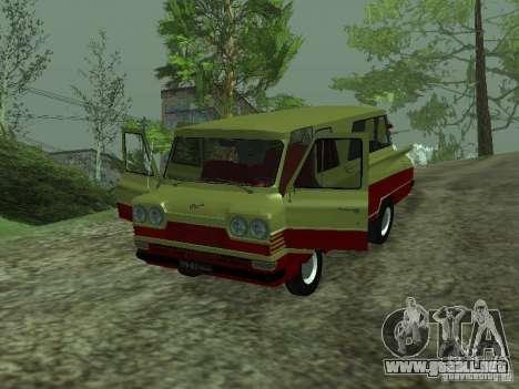 Vehículo Start v1.1 para la visión correcta GTA San Andreas