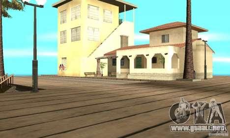 Dan Island v1.0 para GTA San Andreas quinta pantalla