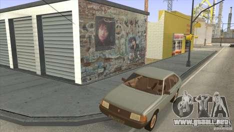 Canciones de la película en la guitarra para GTA San Andreas séptima pantalla