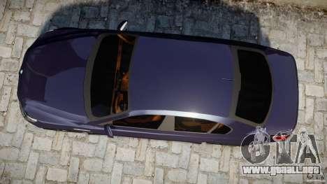 BMW M5 Lumma Tuning [BETA] para GTA 4 visión correcta