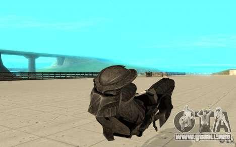 Bike predator para GTA San Andreas