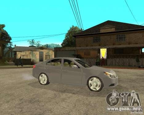 Cheverolet Epica para la visión correcta GTA San Andreas