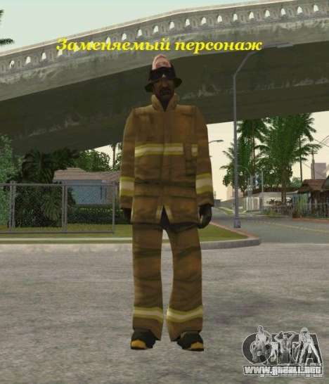 Pieles de S.T.A.L.K.E.R. para GTA San Andreas quinta pantalla