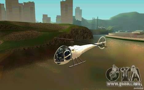 Dragonfly - Land Version para GTA San Andreas