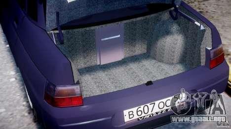 Vaz-21103 v2.0 para GTA 4 visión correcta