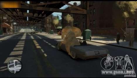 Elefante para GTA 4 segundos de pantalla