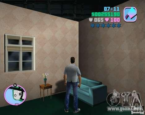 Pieles de HD para GTA Vice City quinta pantalla