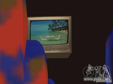 Marcopolo Paradiso 1800 G6 8x2 SCANIA para la vista superior GTA San Andreas