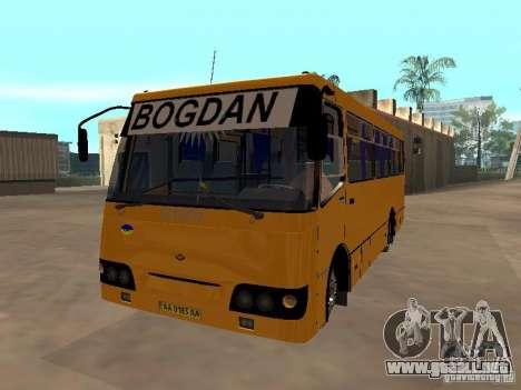 BOGDAN UN 09202 para GTA San Andreas