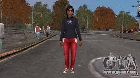 Player Selector para GTA 4 tercera pantalla