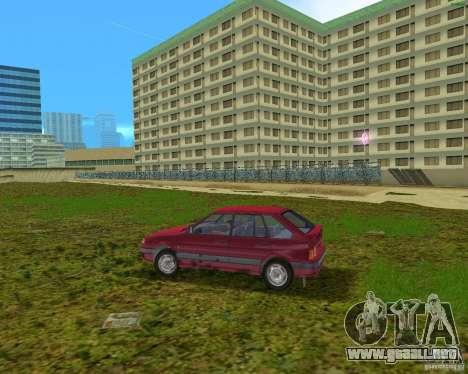 Lada Samara para GTA Vice City left