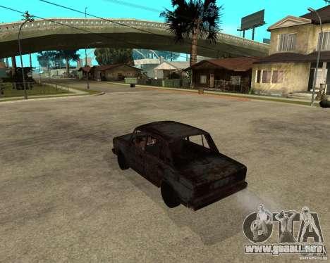 VAZ-2106 para GTA San Andreas left