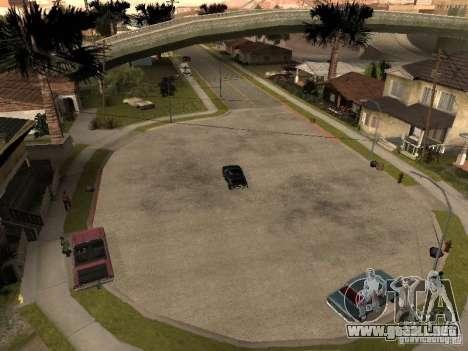Vaz 21065 para la visión correcta GTA San Andreas