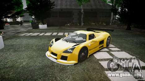 Gumpert Apollo Sport v1 2010 para GTA 4 left