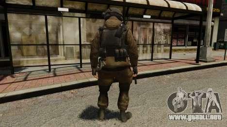 Phoenix Paratroopers para GTA 4 tercera pantalla