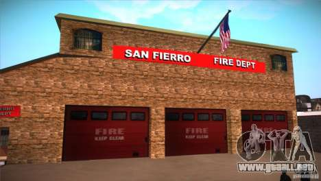 San Fierro Upgrade para GTA San Andreas sexta pantalla