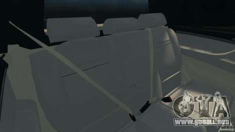 BMW X5 xDrive35d para GTA 4 vista lateral