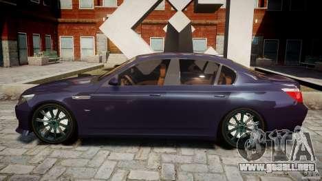 BMW M5 Lumma Tuning [BETA] para GTA 4 left