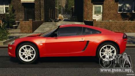 Lotus Europa S para GTA 4 left