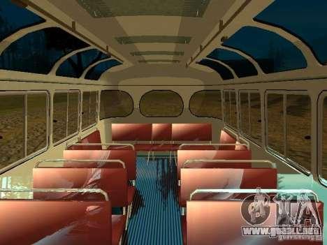 Versión 672.60 del surco para visión interna GTA San Andreas