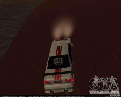 Nuevos vinilos en Sultan para visión interna GTA San Andreas