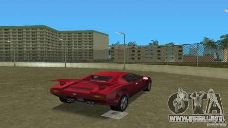 Infernus BETA para GTA Vice City left
