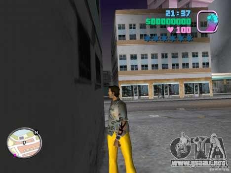Pak nuevas skins para GTA Vice City segunda pantalla
