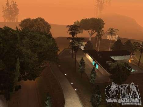 Miami House para GTA San Andreas segunda pantalla