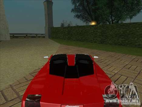 Lamborghini Concept S para la visión correcta GTA San Andreas