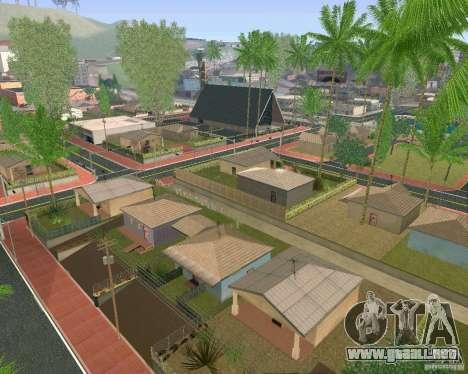 Nuevas texturas de Los Santos para GTA San Andreas décimo de pantalla