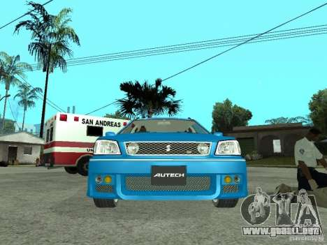 Nissan Stagea 25RS four S para GTA San Andreas