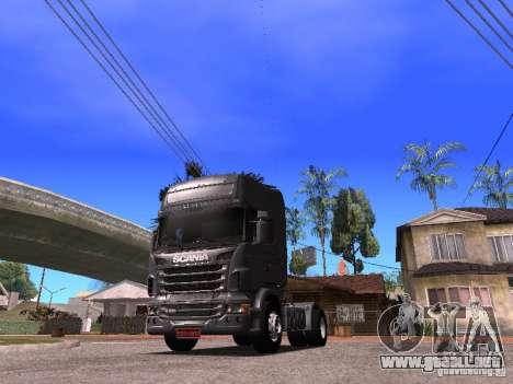 Scania R-440 para GTA San Andreas