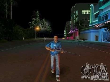 Modelo de Tommy Vercetti BETA para GTA Vice City sucesivamente de pantalla