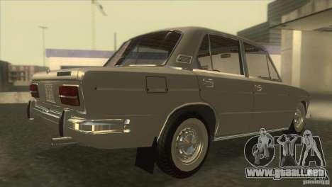 VAZ 2103 Resto para la visión correcta GTA San Andreas
