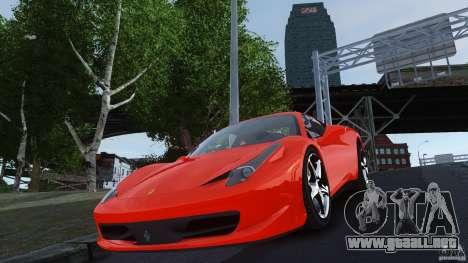 PhotoRealistic ENB V.2 para GTA 4 novena de pantalla