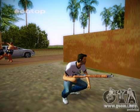 Mosin-Nagant para GTA Vice City séptima pantalla