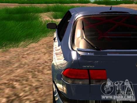 Saab 9-3 Aero para visión interna GTA San Andreas