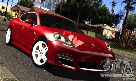 ENBSeries RCM para el PC débil para GTA San Andreas sucesivamente de pantalla