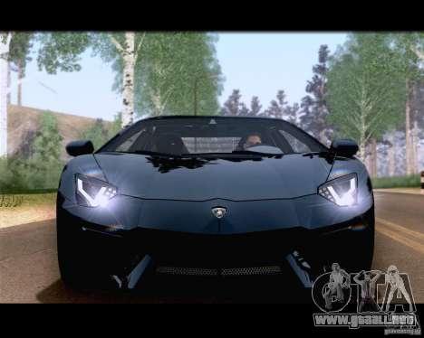 ENBSeries SA_NGGE para GTA San Andreas quinta pantalla