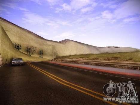 New ENBSeries para GTA San Andreas tercera pantalla
